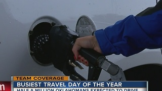 Oklahomans expected to travel for Thanksgiving - Video