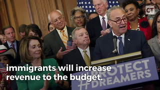 "True Cost of ""Dreamers"" Revealed, Democrats Won't Use This Talking Point - Video"