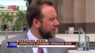 Dippolito's attorney speaks - Video