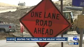 Beating the traffic on the 4th of July holiday weekend - Video