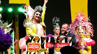 Winner announcement Drag Queen 2017  - Video