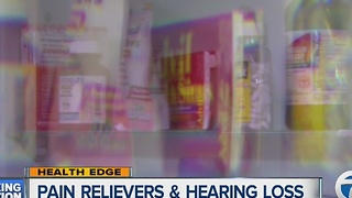 What 6 years of pain relievers might mean for your ears - Video