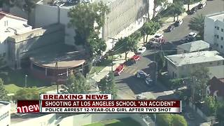 Shooting at Los Angeles school