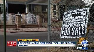 Colorado home prices continue to increase