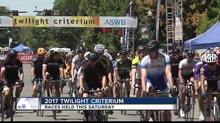 2017 Twilight Criterium - Video