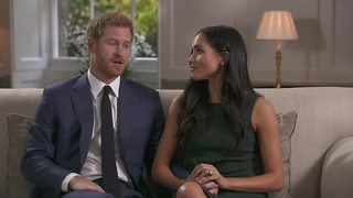 Prince Harry and Meghan Markle on Media Scrutiny
