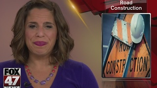 Construction alert for Lake Lansing Road - Video