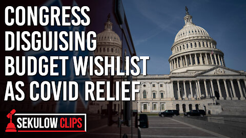 Congress Used New Stimulus Bill to Aid Selected Projects, Taking Money from Struggling Americans