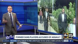 Opening statements to begin in trial of NBA players accused of assault - Video