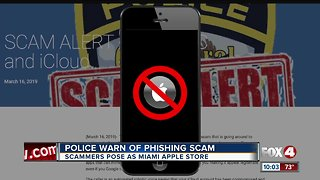 Cape police warn residents about phishing scam