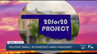 Small Businesses Getting Some Help Amid Pandemic