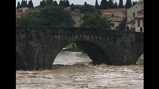 Death Toll Rises After Flash Floods in France