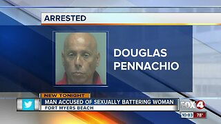 Man accused of sexually battering woman in Fort Myers Beach