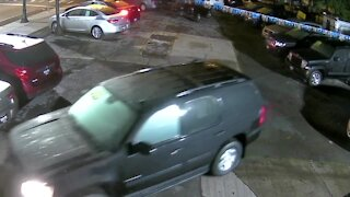 CAUGHT ON CAMERA: Eight vehicles stolen from Buffalo business overnight