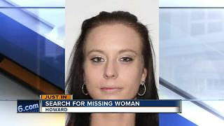 Woman missing from Howard, considered endangered - Video