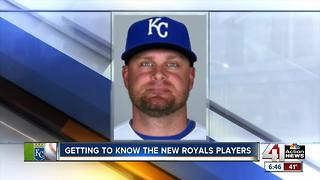Getting to know new Royals players