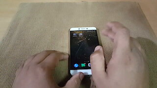 Coolpad Cool 1 : Multitasking Benchmarking Fingerprint and Boot Test's.