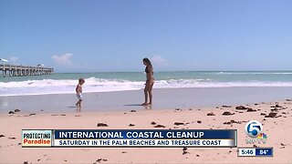 International Coastal Cleanup to be held this Saturday