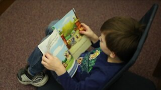 IF YOU GIVE A CHILD A BOOK CAMPAIGN DELIVERS BOOKS TO BUFFALO UNTED CHARTER SCHOOL - PART 3