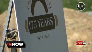 Tejon Ranch celebrates 175 years with gifted document signed by Abraham Lincoln - Video