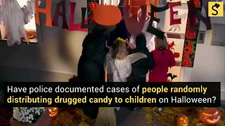 Poisoned Halloween Candy - Video