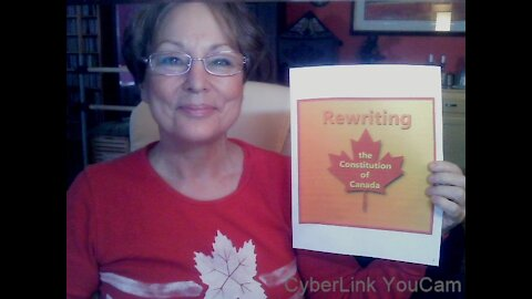 Rewriting The Constitution of Canada