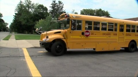 Williamsville, Orchard Park schools to return to 5-day learning