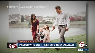 Davey Blackburn engaged 2 years after wife killed - Video