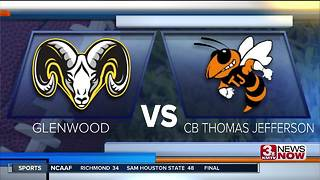 Glenwood vs. CB Thomas Jefferson 9-1 - Video