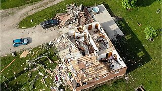 Powerful tornadoes rip through Ohio, almost 80,000 without power
