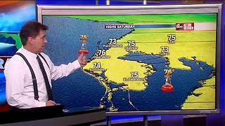Florida's Most Accurate Forecast with Denis Phillips on Friday, March 2, 2018 - Video