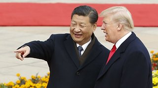 Trump: Helping Sanctioned Chinese Company Is A 'Favor' To President Xi - Video