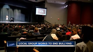 Local group works to end bullying - Video