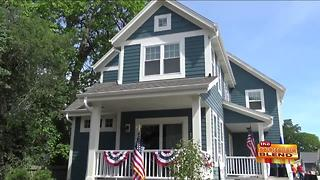 Building Mortgage Free Homes for Wounded Heroes - Video