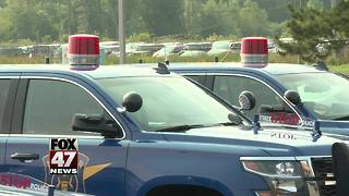 Officers step up patrols over holiday weekend