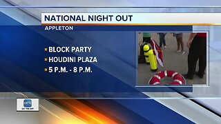 National Night Out in Appleton
