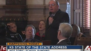 Kansas State of the State Address