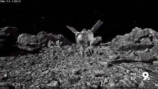 UArizona touches an asteroid to bring some of it to Earth 5p