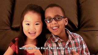 Sweet kids help tell the story of Christmas