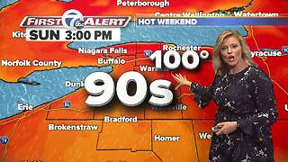 7 First Alert Forecast 06/28 - Noon - Video
