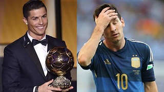 Lionel Messi Fans RIOT on Social Media Over Cristiano Ronaldo's Ballon d'Or Win