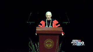New UA president has big vision for the University - Video
