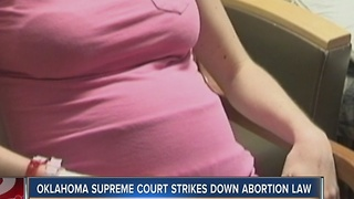Court tosses abortion law on hospital privileges - Video