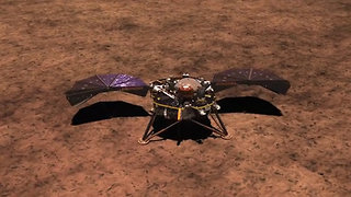 NASA Reveals Audio Clip of Mars