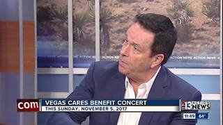 Vegas Cares benefit concert - Video