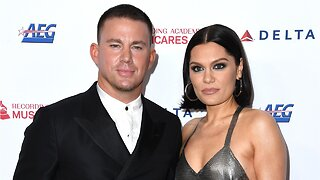 Channing Tatum Back With Jessie J, Drama With Ex