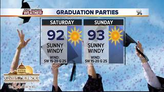 Chief Meteorologist Erin Christiansen's KGUN 9 Forecast Tuesday, May 8, 2018 - Video