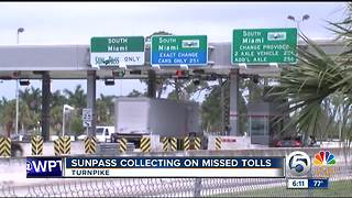 Delayed SunPass toll charges on Miami-Dade County roads - Video