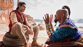 Aladdin Debuts To $112 Million Weekend