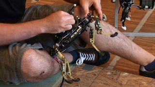 Cheetah Robot - Video